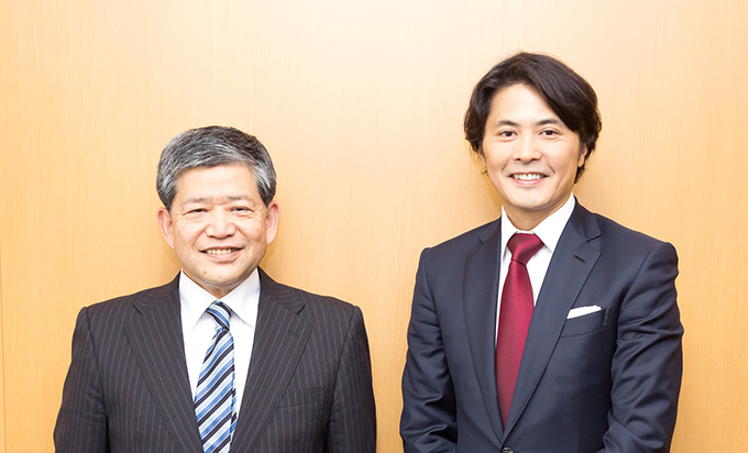 ブラザー工業 代表 佐々木 一郎 氏との対談
